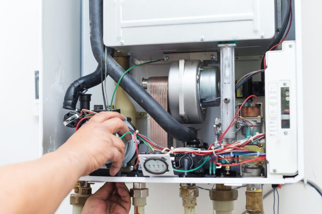 Boiler repairs and services in Portsmouth